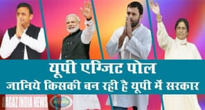 LIVE UP Election Exit Poll 2017, Results Uttar Pradesh, Opinion Polls Survey Results 2017, Up election