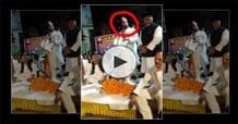 abusing modi, sp candidate abusing modi, viral videos, narendra modi news, modi news, varanasi news, pm modi, pm narendra modi, modi in varanasi, aagaz india news, www.aagazindia.com