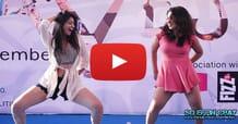 dance video, beat pe booti song dance, girl dance video